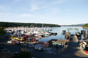 Friday Harbor - sail the san juans cruises