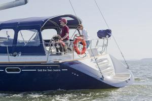 sailing the san juan islands - crewed san juan islands sailing from bellingham