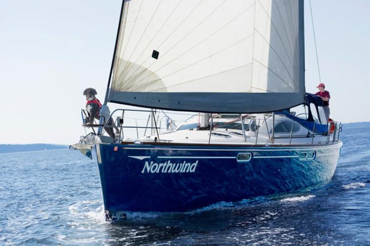 Sailing the San Juans!