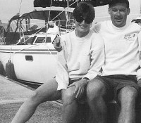 jette and jon baker san juan islands crewed charters