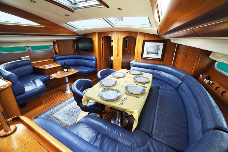 Northwind san juan island sailing charters