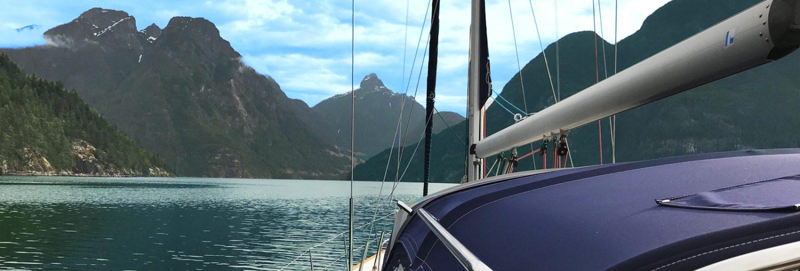 Inside Passage San Juan Islands Sailing Charters
