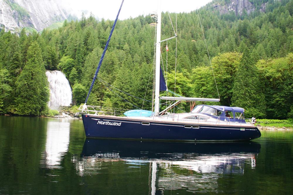 Northwind Yacht san juan island sailing charters